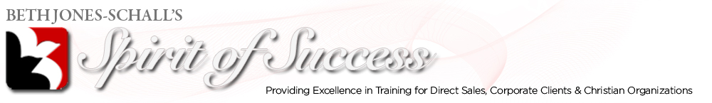 Spirit of Success Retina Logo