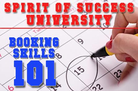 Booking Skills 101