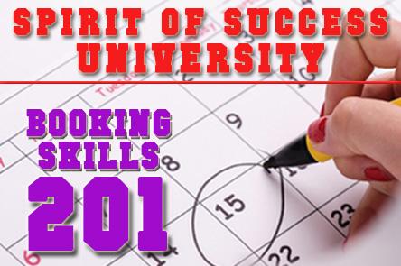 Booking Skills 201