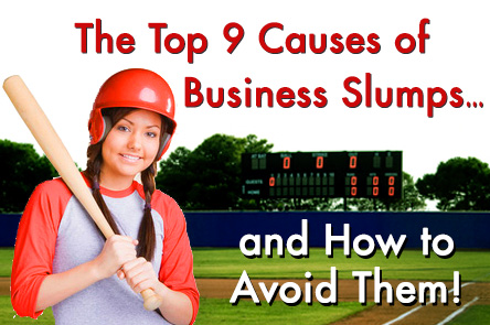 Causes of Business Slumps